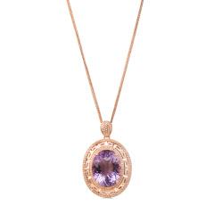紫气东来璀璨之星紫晶套组 货号124044