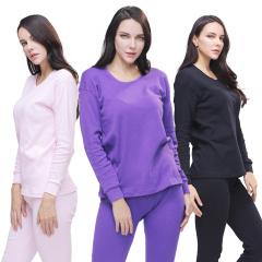 南极人纯棉内衣3套组女款  货号124782