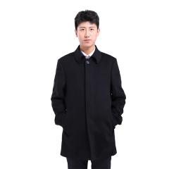 EGO ECHO男士尊贵精选翻领大衣  货号123977