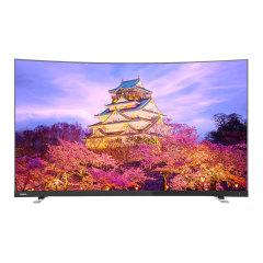 东芝55英寸4K曲面语音智能电视 货号123731