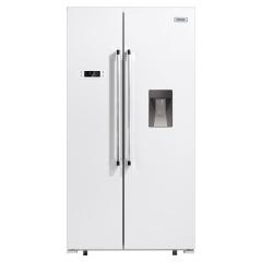 奥马526升带水箱双开门冰箱 货号124482