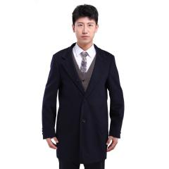 EGO ECHO男士尊贵精选立领大衣  货号123966
